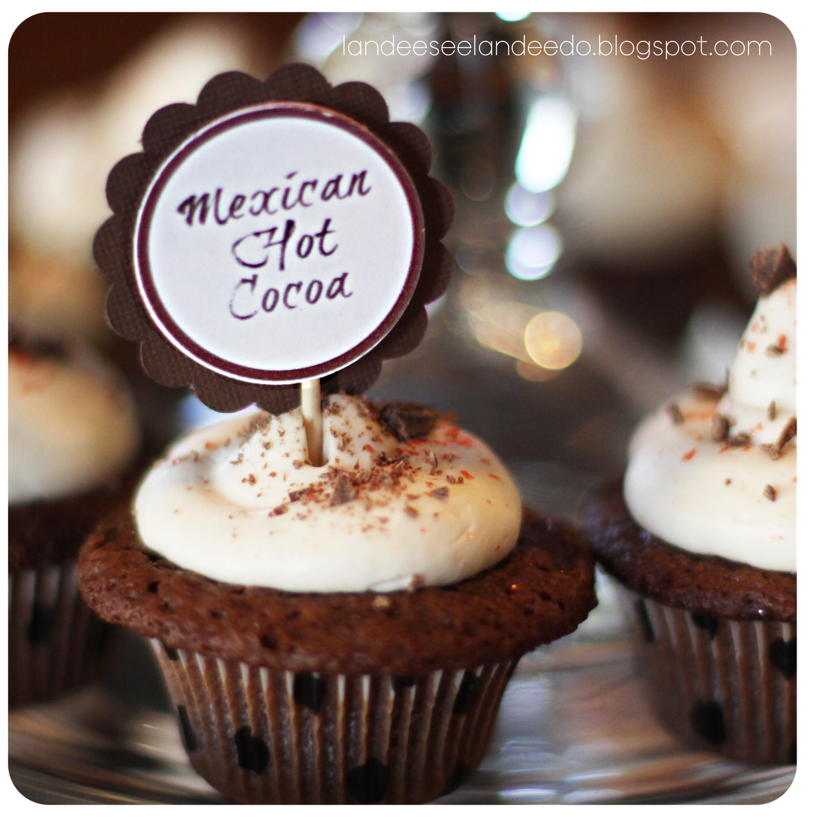 Mexican made easy recipes cupcakes