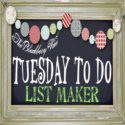 Tuesday To Do FEatured