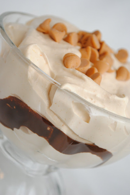 Butterscotch Pudding Mousse