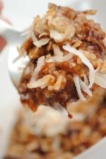 Guest Blogger: Samoas Oatmeal