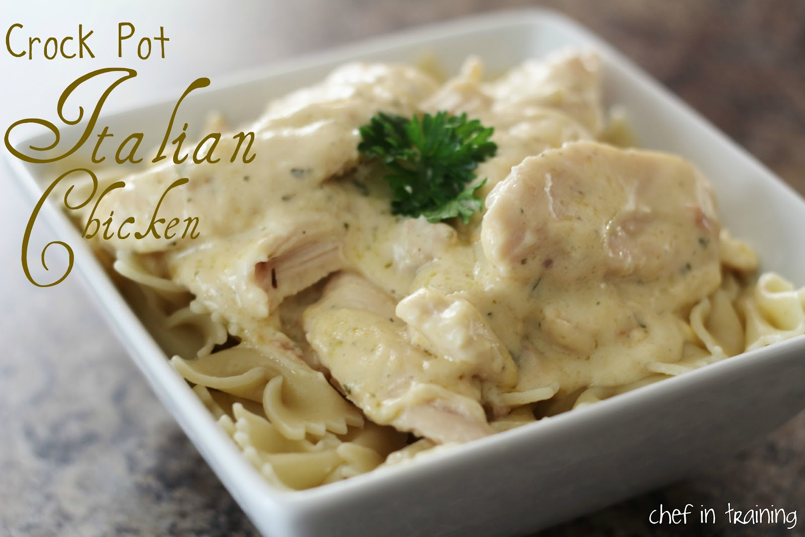 Chicken breast and pasta crock pot recipes