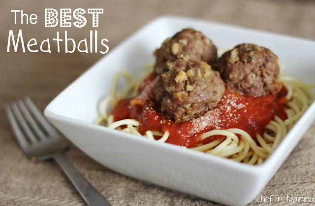 The Best Meatballs!