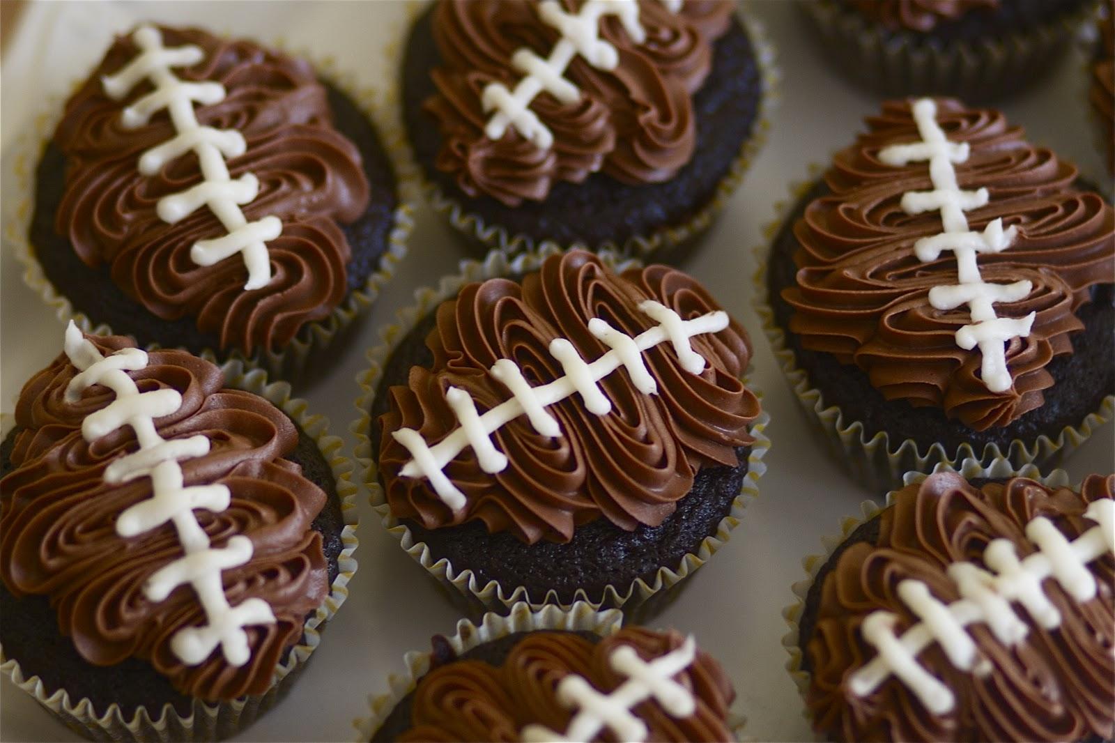 Super Bowl Football Cake Ideas