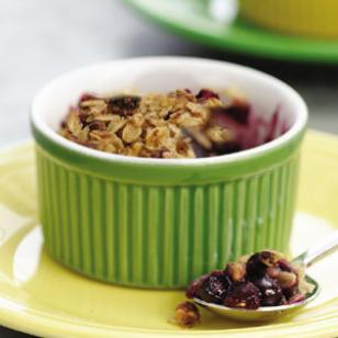 healthy fruit crumble recipe fruit roll up