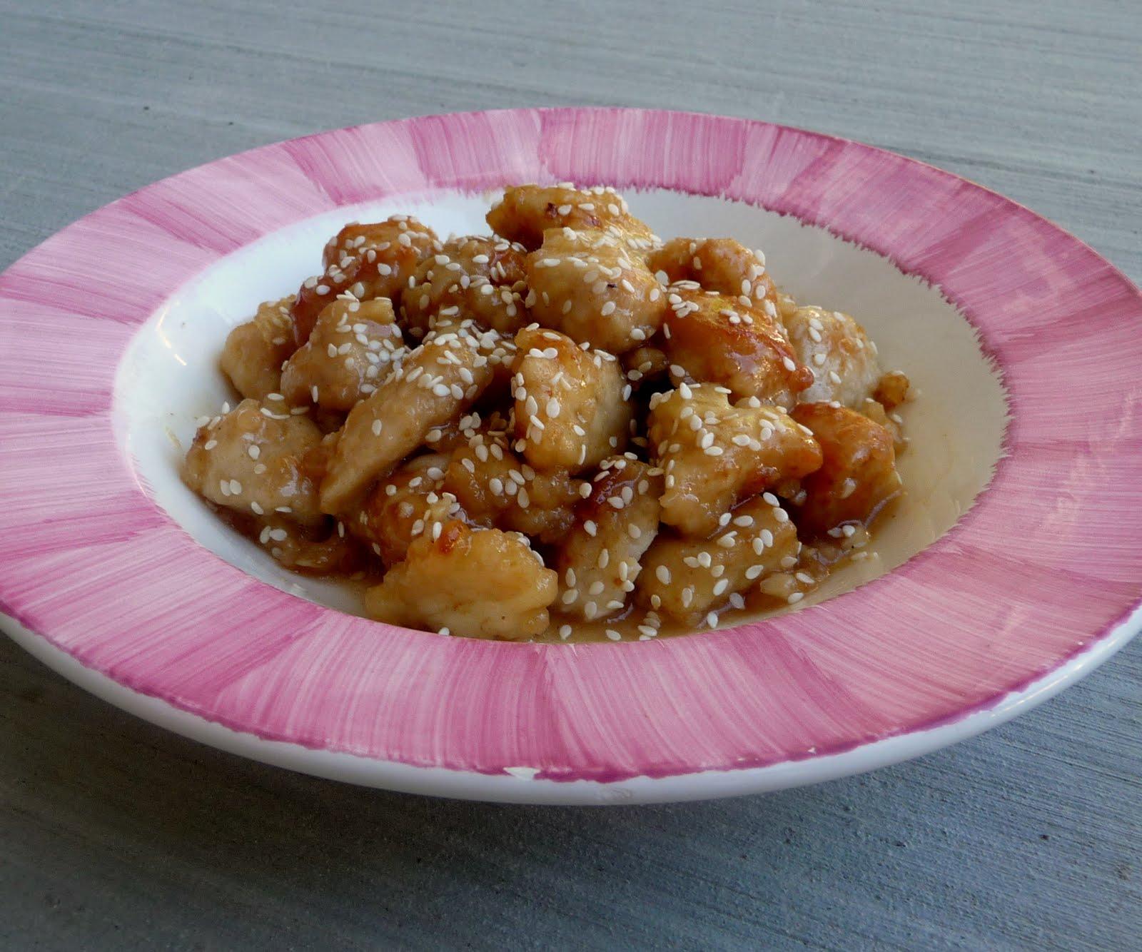 Chinese Honey Chicken - Chef in Training