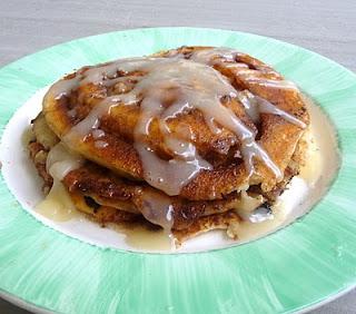 Pancake Line Up!
