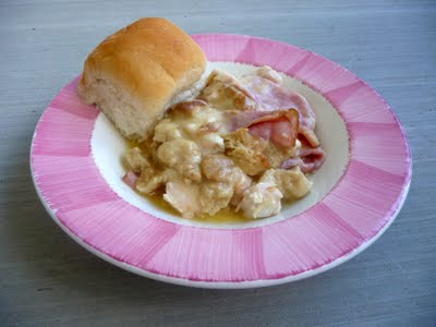 Slow Cooker Ham 'n' Swiss Chicken