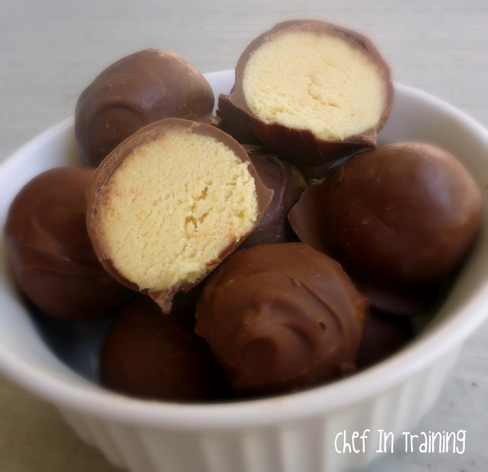 Easy Chocolate Truffles Cake Recipe
