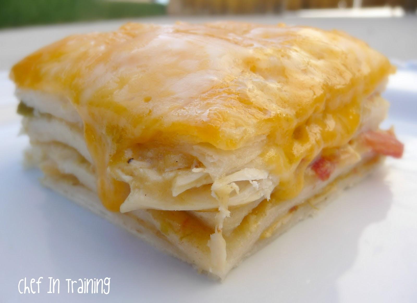 Flour tortilla chicken casserole recipes