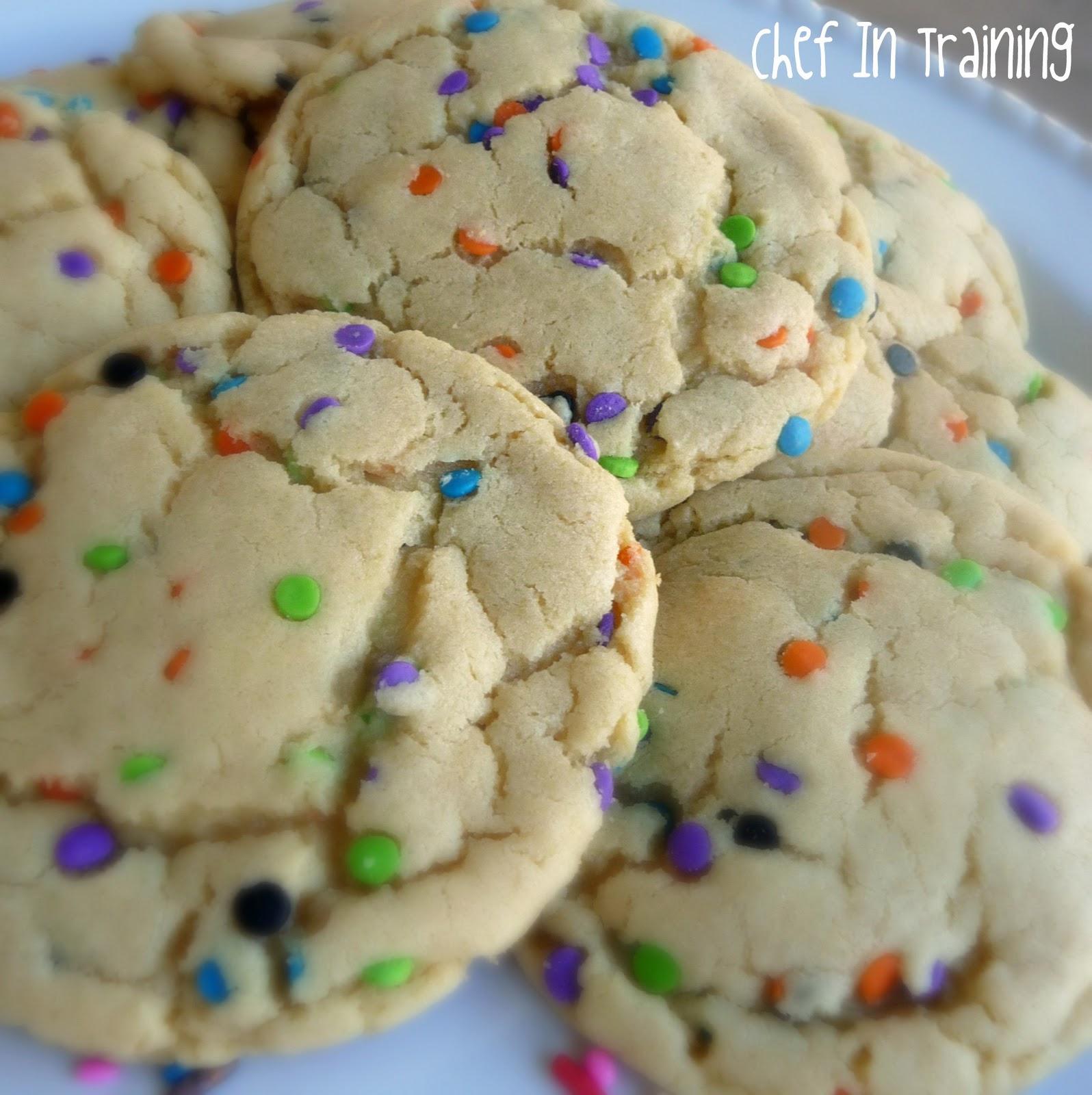 Cake Mix Soft Sugar Cookie Recipe