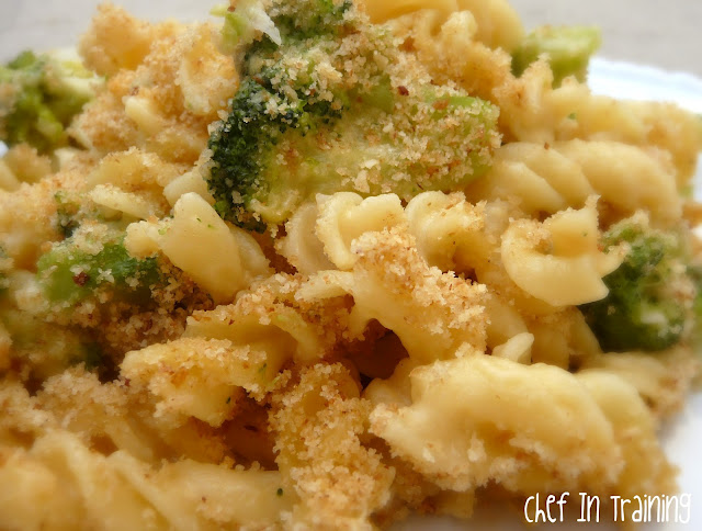 Light and Easy Mac and Cheese