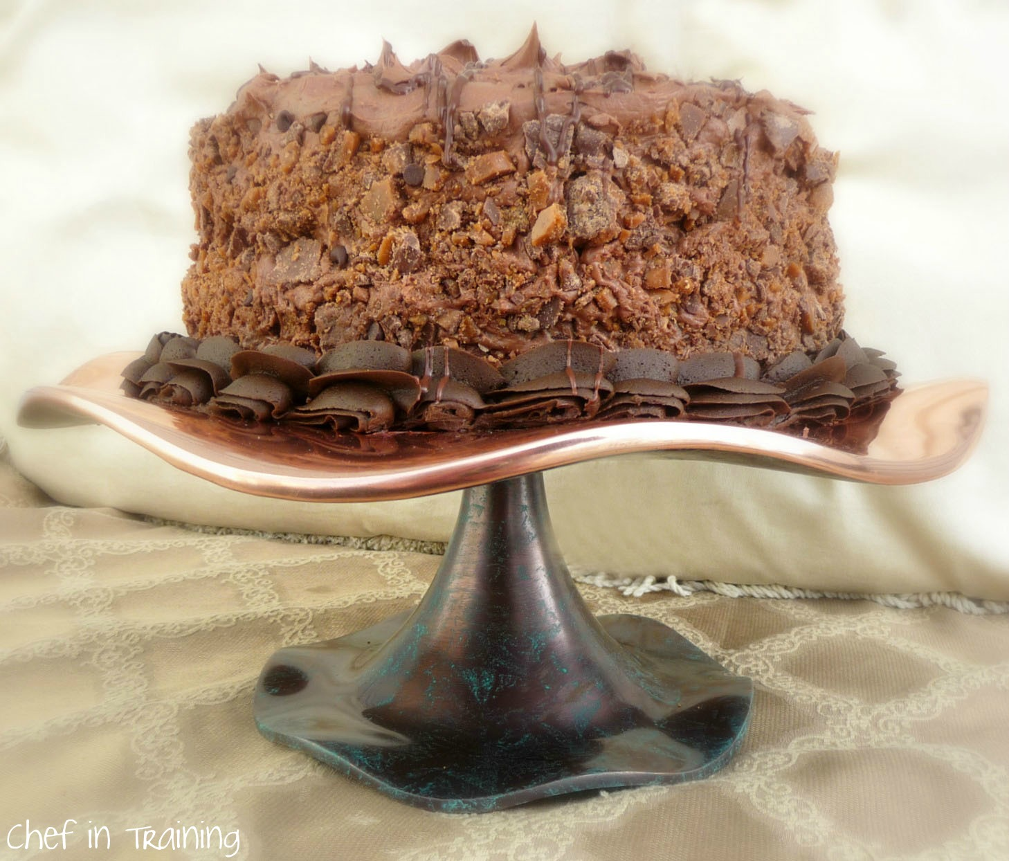 BEST Chocolate Cake Recipe EVER And An AMAZING Giveaway