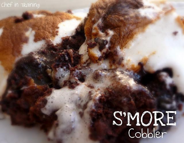 S'more Cobbler