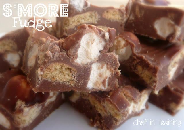 S'more Fudge