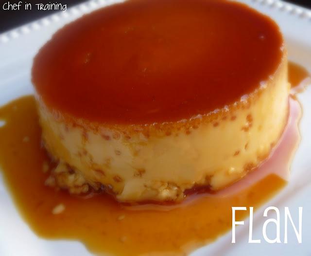 Spanish Flan