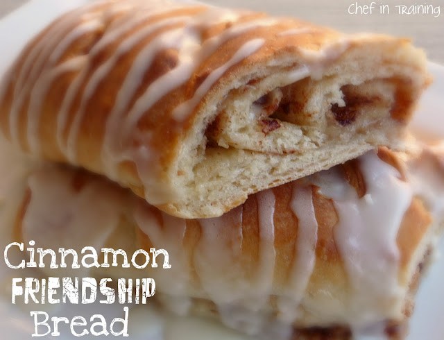 Cinnamon Friendship Bread
