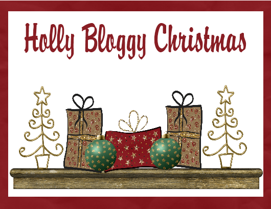 "Announcing the 3rd Annual ""Holly Bloggy Christmas"""