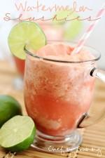 Watermelon Slushies