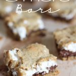 Nutella S'more Bars! Heaven in your mouth!  This may be the best flavor combination EVER!