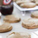 Root Beer Cookies Recipe!  Perfect for summer.  If you love Root Beer, you are going to LOVE these cookies!