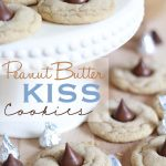 Peanut Butter Kiss Cookies from Chef in Training