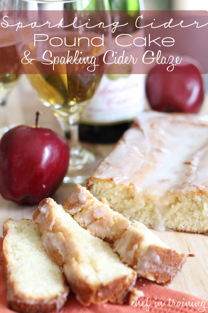 4 From 5 Reviews Sparkling Cider Pound Cake With