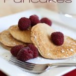 Skinny Pancakes!  These pancakes are both healthy and nutritious!