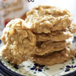 No-Bake Biscoff Cookies!... SO easy to make and so delicious! #nobake #cookie #recipe