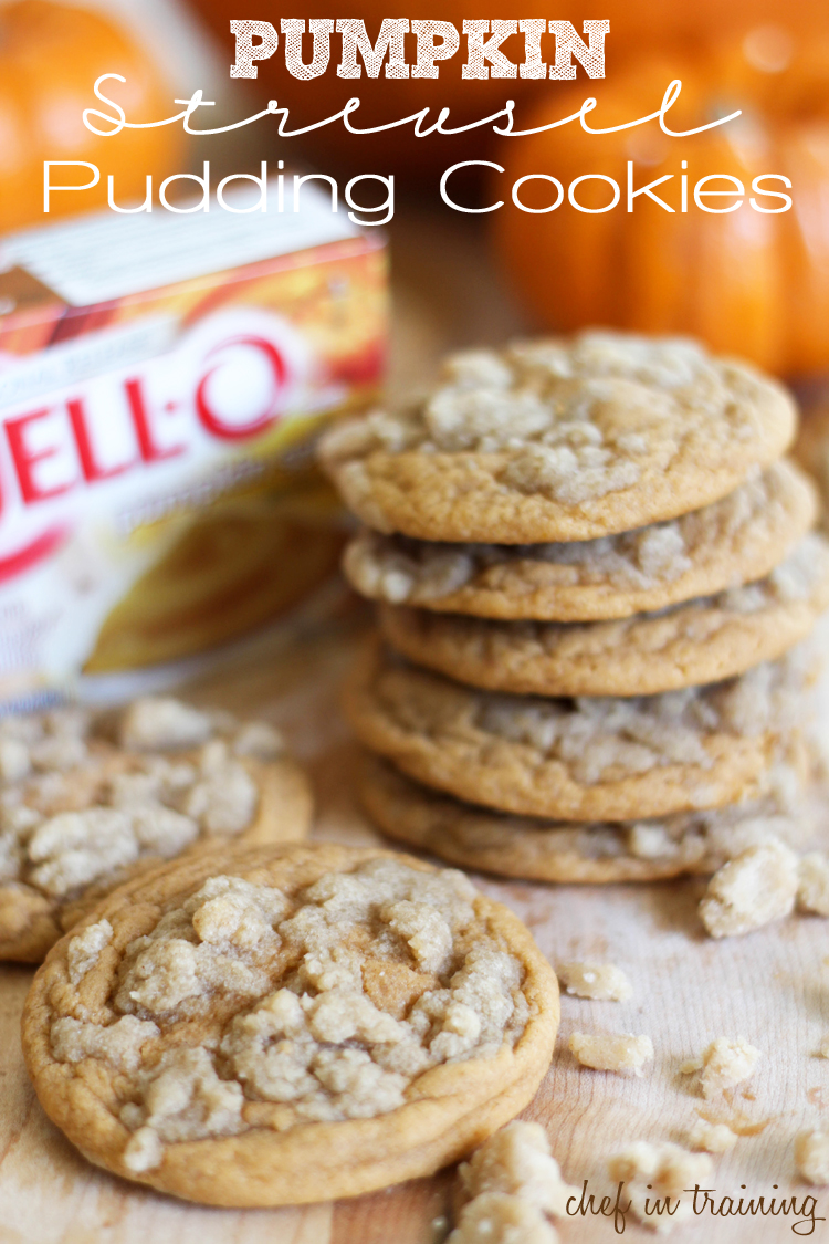Cookie recipes for fall