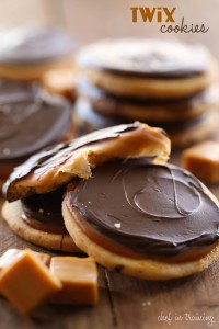 Twix-Cookies