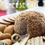 Jalapeño Popper Cheese Ball... One of your favorite appetizers takes on a new form. This cheese ball is an absolute crowd pleaser! #appetizer #recipe