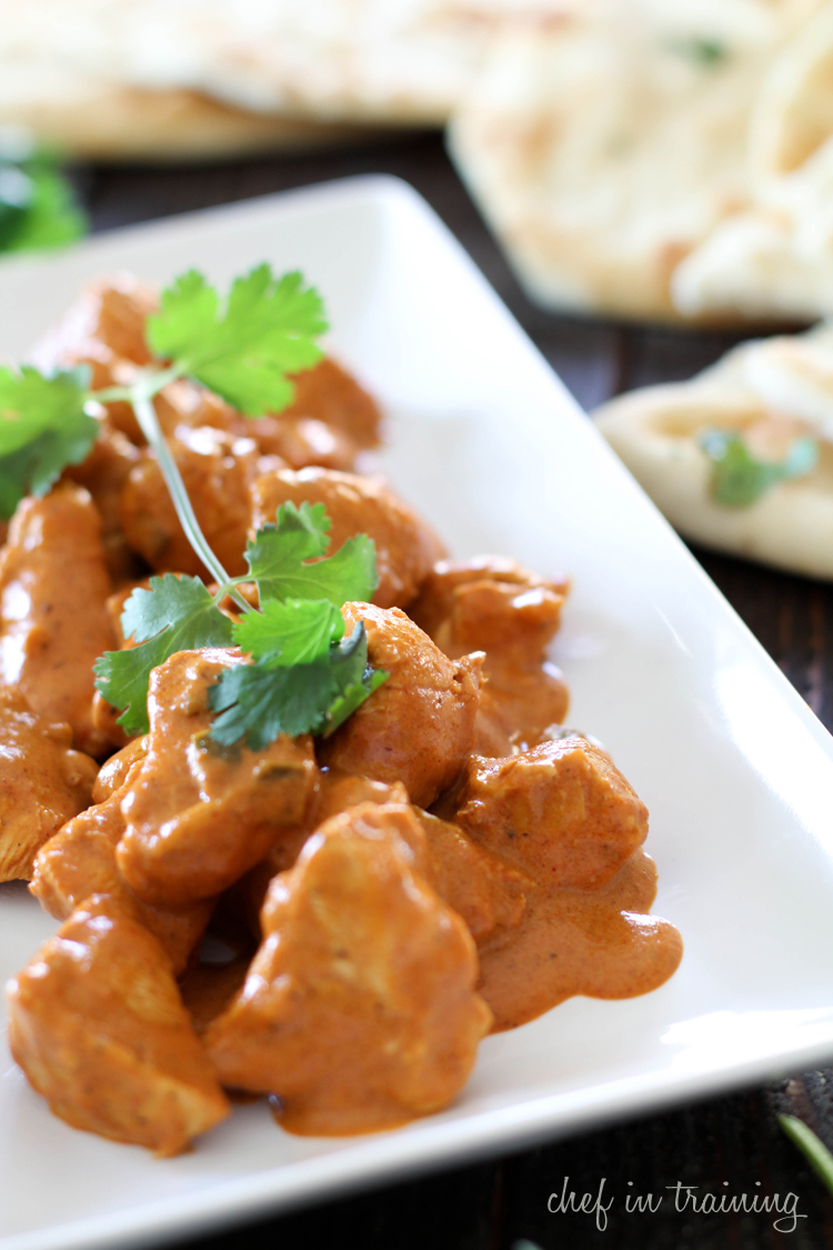 Red Chicken Tikka Masala Recipe images