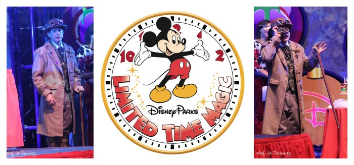 Limited Time Magic at Disney Parks