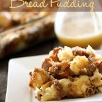 Paula Deen's Bread Pudding... this is seriously melt-in-your-mouth DELICIOUS! #recipe #dessert