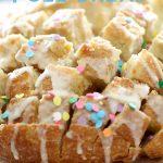 Cake Batter Pull Bread