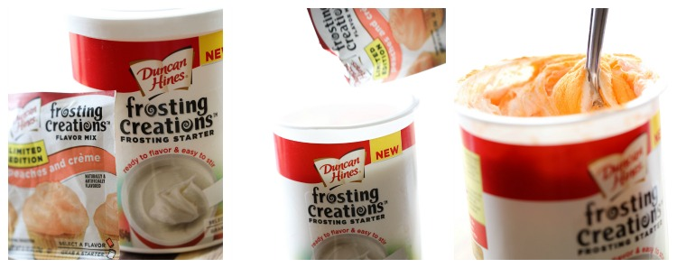 """Duncan Hines """"Frosting Creations"""" review and Sweet Treats Giveaway on chef-in-training.com"""