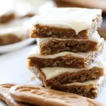 Biscoff Bars from chef-in-training.com ...These are AMAZING! So much delicious flavor packed into one dessert! A must-try recipe!!