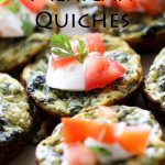Mini Mexican Quiches on chef-in-training.com ...These are such a flavorful and unique spin on a traditional breakfast favorite! YUM!