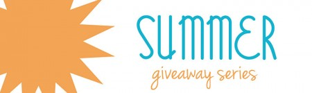 Summer Giveaway Series on chef-in-training.com