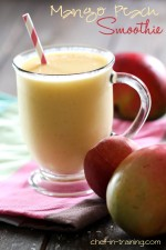 Mango Peach Smoothie