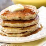 Amazing Banana Bread Pancakes
