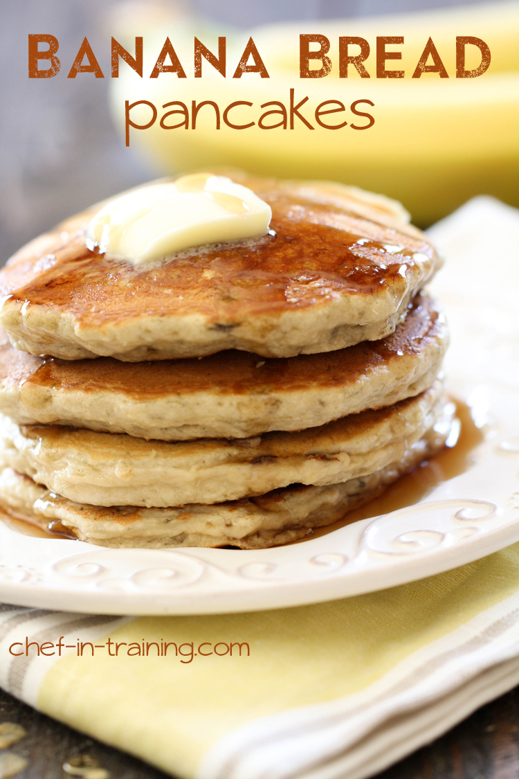 Banana pancakes: unusual ideas for a tasty breakfast 41