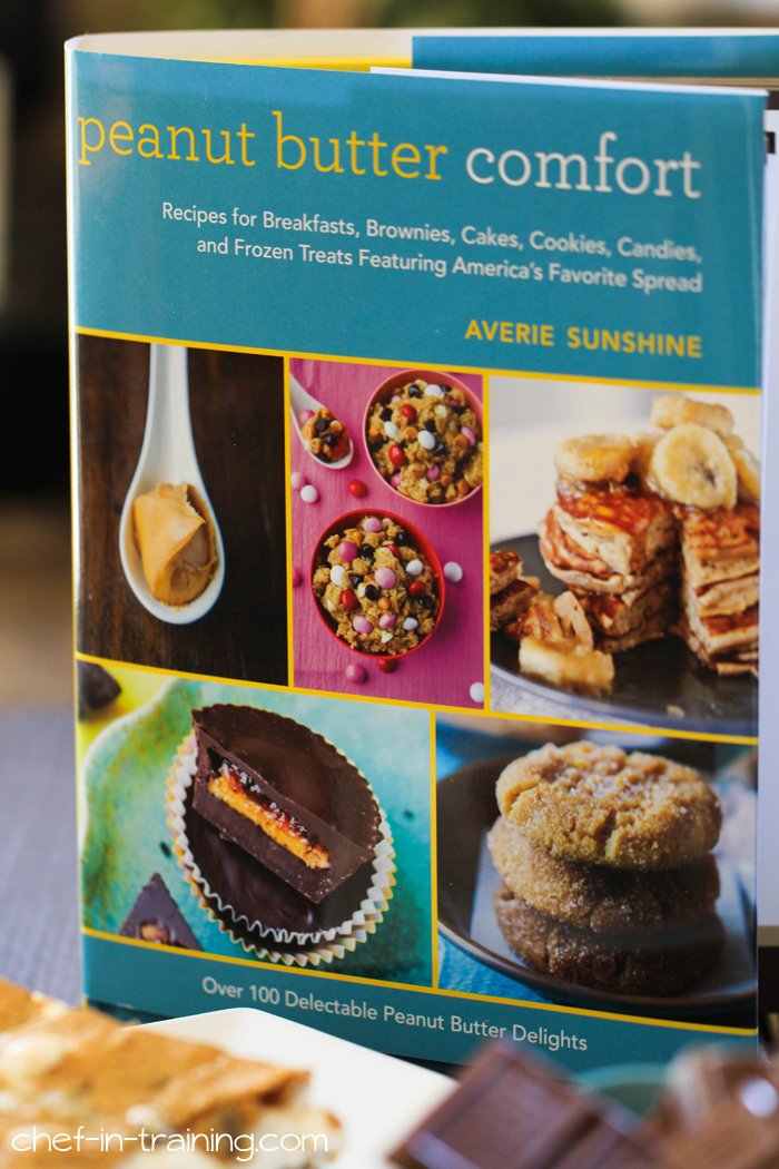 Peanut Butter Comfort- Cookbook by Averie Sunshine