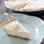 No-Bake Cheesecake from chef-in-training.com ...The perfect, simple and easy dessert! It seriously whips up in minutes and requires no oven!