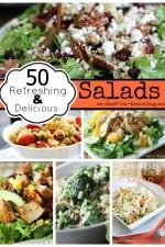 OVER 50 Salad Recipes