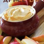 Caramel Apple Dip from chef-in-training.com ...This dip is so simple to make, whips up in minutes and tastes absolutely incredible! The perfect fall treat or dessert appetizer!