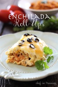 Enchilada-Roll-Ups