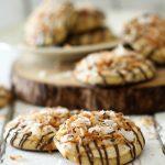 Samoa Pudding Cookies