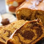 Nutella Swirl Pumpkin Bread