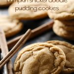 Pumpkin Snickerdoodle Pudding Cookies from chef-in-training.com ...These cookies are AMAZING! They are the perfect cookie for fall!